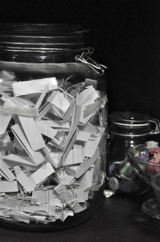 Jar ofquestions